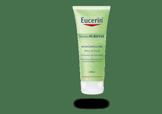 Eucerin DermoPURIFYER piling gel za čišćenje lica-1