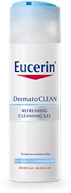 Eucerin DermatoCLEAN Osvežavajući gel za čišćenje
